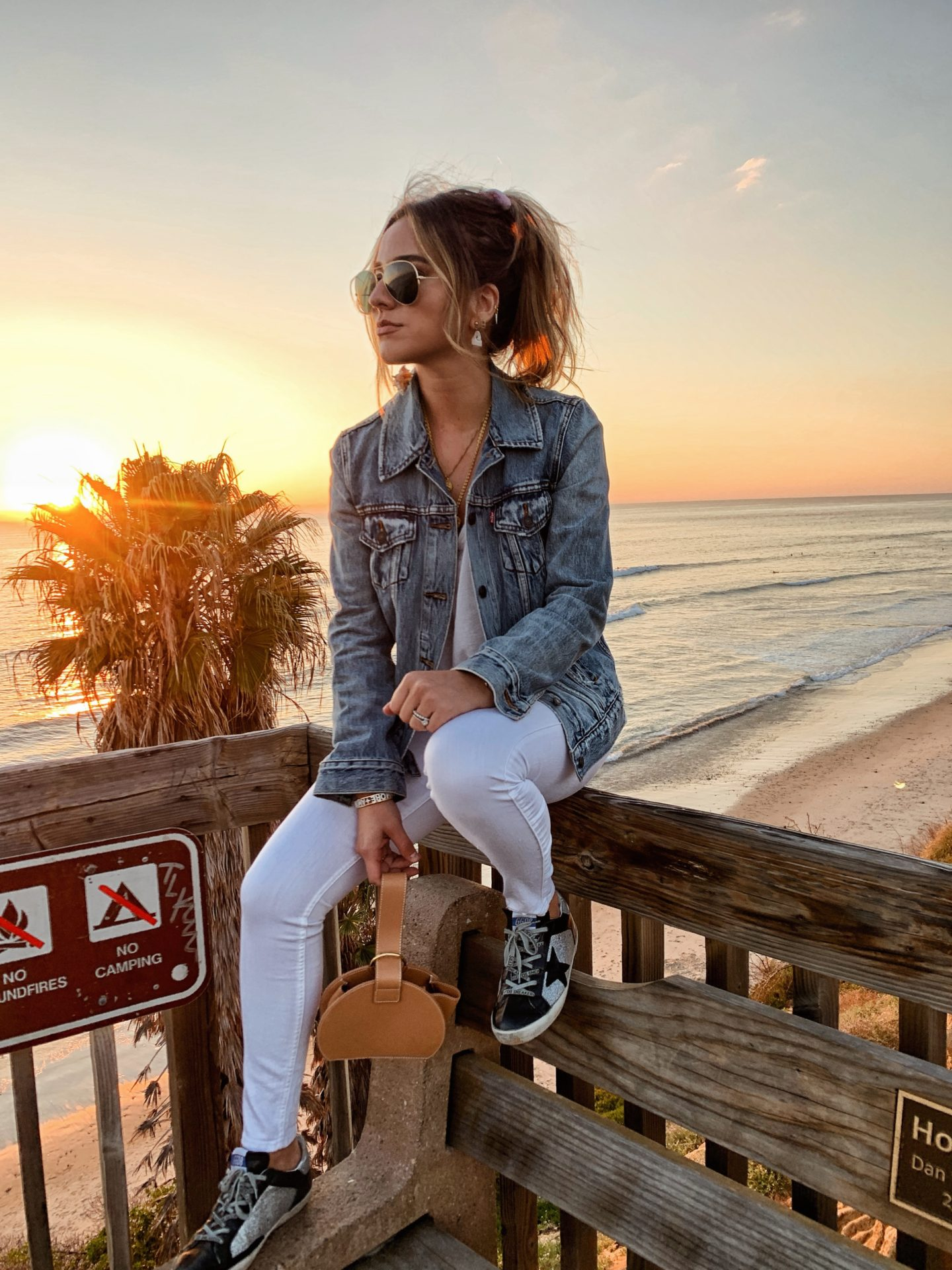 Best places to set up for sunset in San Diego County