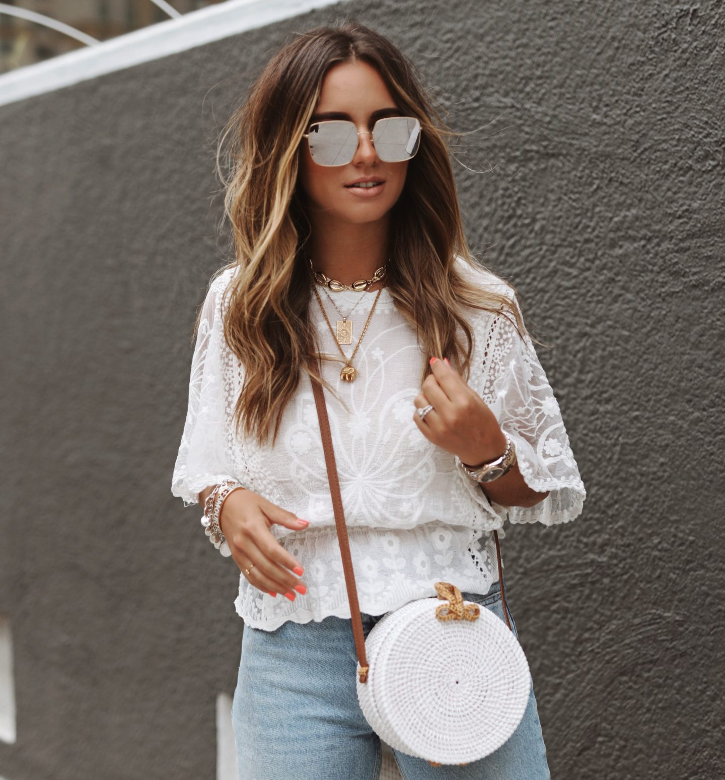 5 Reasons to Purchase Mirrored Sunnies