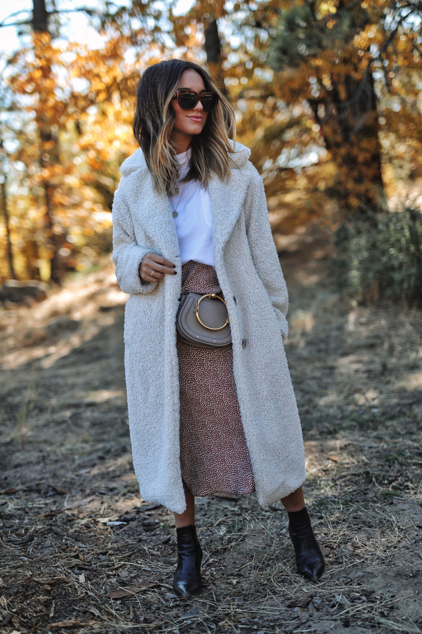 Styling Fall Midi Skirts