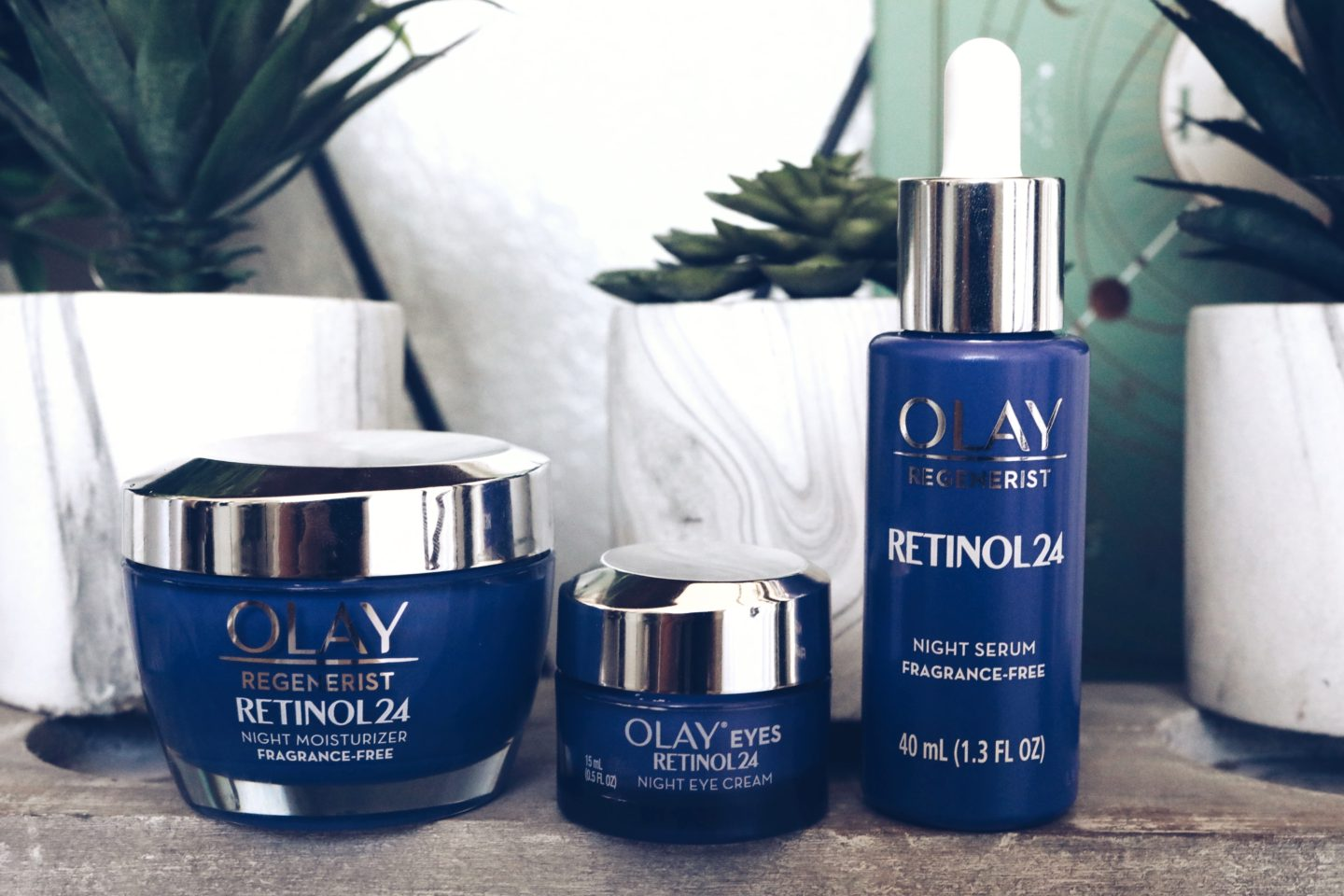 My Olay Retinol 24 Experience Hunt For Styles